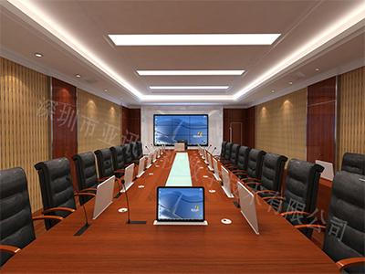 智慧型无纸化多媒体会议室,多媒体会议室解决方案