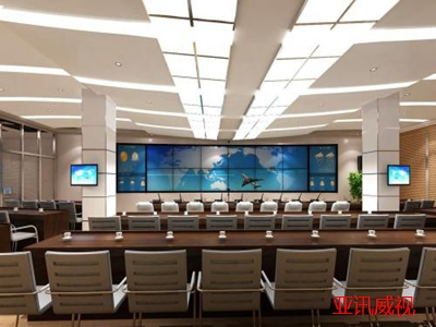 智能化会议室合同
