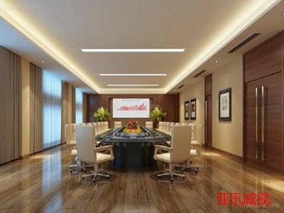 多媒体会议室装修方案
