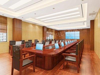 多媒体会议室,无纸化会议室,智慧型型多媒体无纸化会议室解决方案