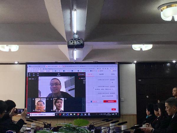 远程视频调解来啦,有矛盾可先不打官司!郑州这家法院开启指尖上的诉讼