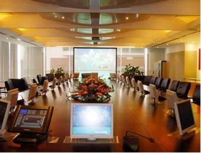 会议系统厂家解析智能多媒体会议系统方案设计