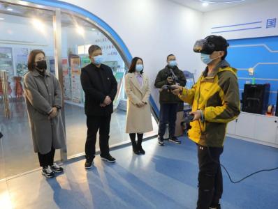 邯郸VR智慧党建主题活动,智慧党建VR系统