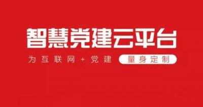 智慧党建越来越红火 党建工作高效便捷、更有活力