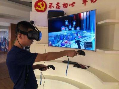 VR党建增加智慧党建建设新局面